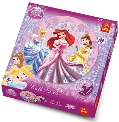 Trefl 39048 Puzzle Disney Princess 150 det. Paveikslėlis 1 iš 1 250710100265