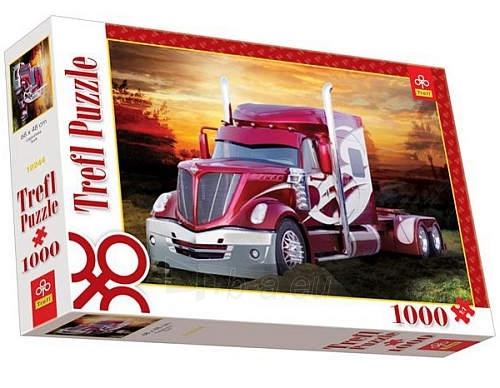 Trefl Puzzle 10244 Sunkvežimis Paveikslėlis 1 iš 1 250710100131