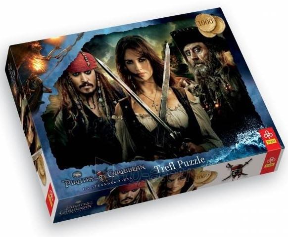 TREFL Puzzle 10245 Pirates Of The Caribbean Paveikslėlis 1 iš 1 250710100133