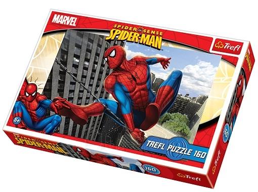 Dėlionė TREFL PUZZLE 15221 SPIDER-MAN 160det. Paveikslėlis 1 iš 1 250710100150