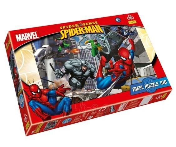TREFL Puzzle 16158 SPIDER - MAN Paveikslėlis 1 iš 1 250710100156