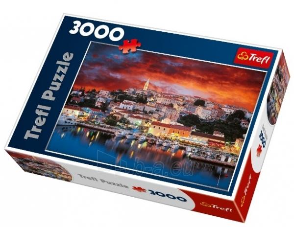 TREFL PUZZLE 33018 Beautifull views 3000 det. Paveikslėlis 1 iš 1 250710100173
