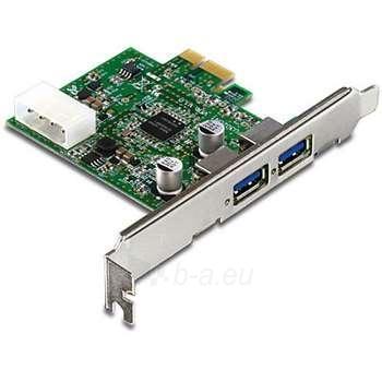 TRENDNET USB 3.0 PCI EXPRESS ADAPTER Paveikslėlis 1 iš 1 250255080661