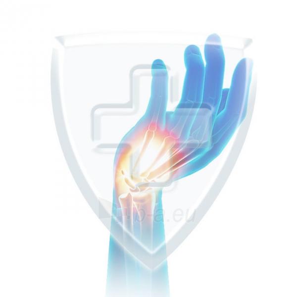 Treniruočių pirštinės Meteor Grip 25 Paveikslėlis 1 iš 5 310820090324