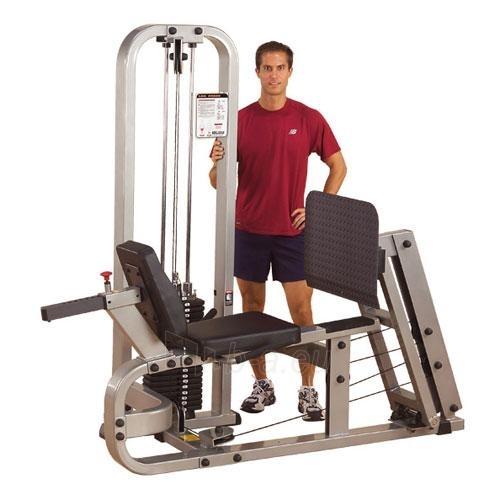 Treniruoklis kojoms Body-Solid SBP-100G/2 Paveikslėlis 1 iš 2 250575000238