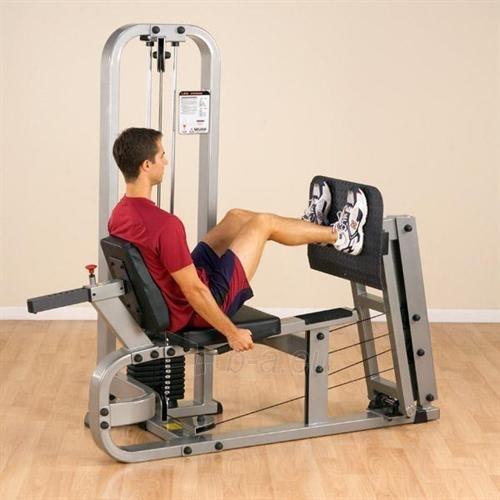 Treniruoklis kojoms Body-Solid SBP-100G/2 Paveikslėlis 2 iš 2 250575000238