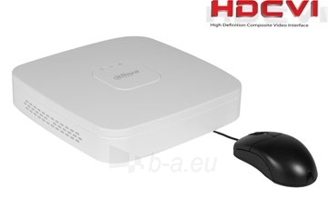 Tribrid įrenginys 4kam HCVR5104C-S3 Paveikslėlis 1 iš 1 310820046533