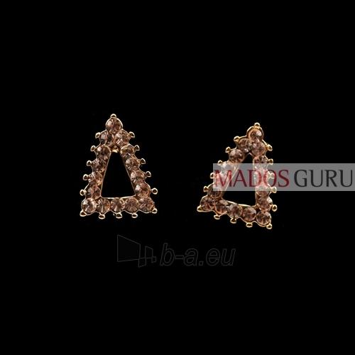 Trikampio formos auskarai A185 Paveikslėlis 1 iš 1 30070000497