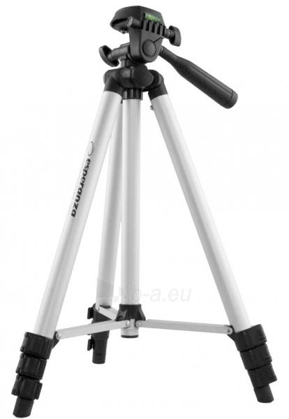 Trikojis Esperanza   Teleskopinis   Aliuminis   1280 mm   Box Paveikslėlis 1 iš 7 2502220409001429