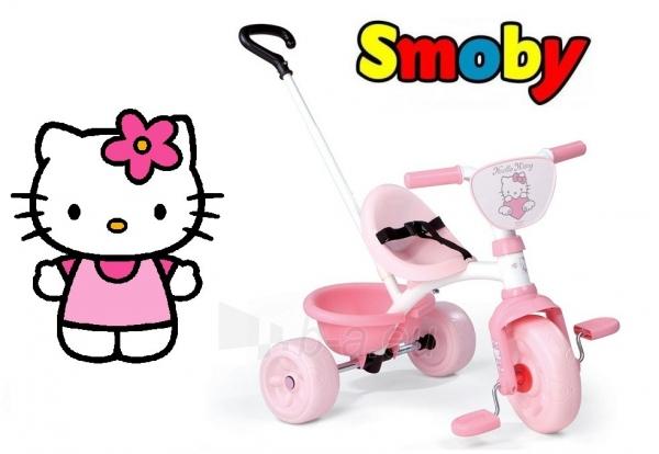 Triratukas   Be Move Hello Kitty  Smoby Paveikslėlis 1 iš 2 250710901036