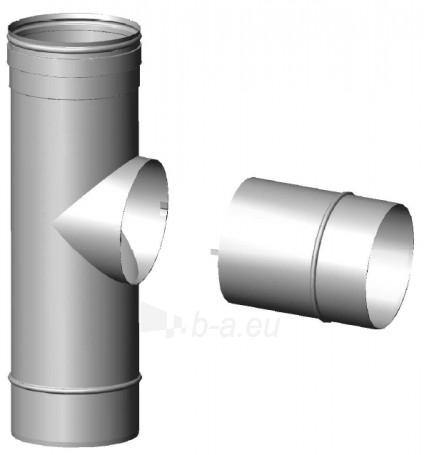 Trišakis su prisuk, atšaka NP 85o, d=120 mm Paveikslėlis 1 iš 1 30005601174