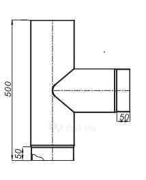Trišakis TR130/90 Paveikslėlis 2 iš 2 310820161653