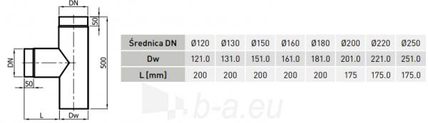 Trident TR160/90 Paveikslėlis 2 iš 2 310820161655