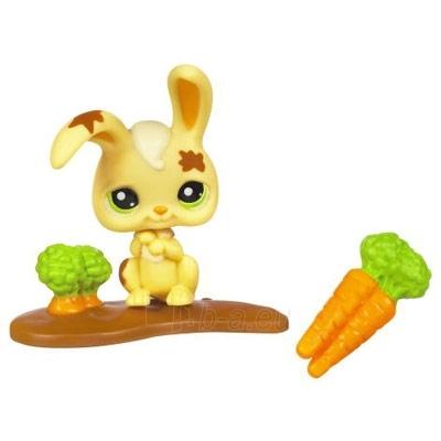Triušiukas Hasbro 91842 LITTLEST PET SHOP Collectible Pets (Bunny) Paveikslėlis 2 iš 2 250710900338