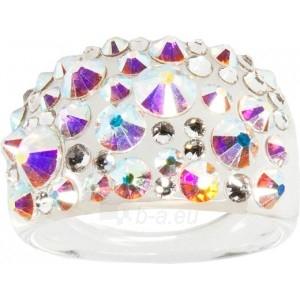 Troli žiedas Bubble Crystal AB (Dydis: 63 mm) Paveikslėlis 1 iš 3 310820023209
