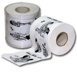 Tualetinis popierius Sekso pozos Paveikslėlis 1 iš 2 310820006085