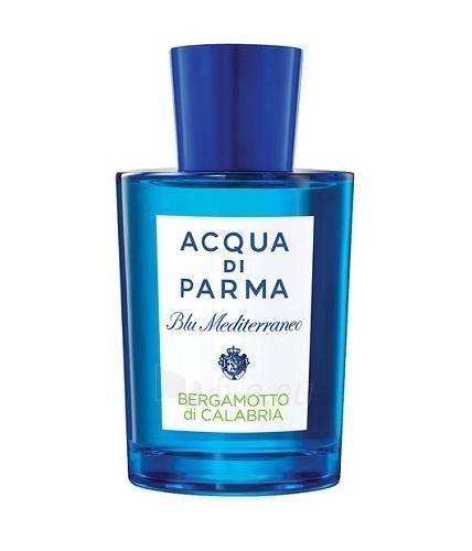 Tualetinis vanduo Acqua Di Parma Blu Mediterraneo Bergamotto di Calabria EDT 120ml (testeris) Paveikslėlis 1 iš 1 250811009754
