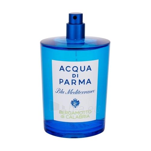 Tualetinis vanduo Acqua Di Parma Blu Mediterraneo Bergamotto di Calabria EDT 150ml (testeris) Paveikslėlis 1 iš 1 250811010447