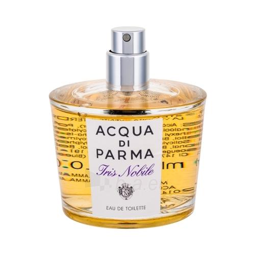 Tualetinis vanduo Acqua Di Parma Iris Nobile EDT 100ml (testeris) Eau de Toilette Paveikslėlis 1 iš 1 250811008184