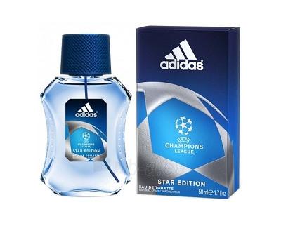 Tualetes ūdens Adidas Champions League Star Edition 100 ml Paveikslėlis 1 iš 1 2508120002835