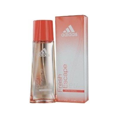 Tualetinis vanduo Adidas Fresh Escape EDT 50ml (Eau de Toilette) Paveikslėlis 1 iš 1 250811008188