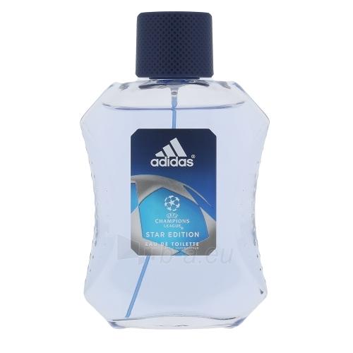 Tualetinis vanduo Adidas UEFA Champions League Star Edition EDT 100ml Paveikslėlis 1 iš 1 2508120002636