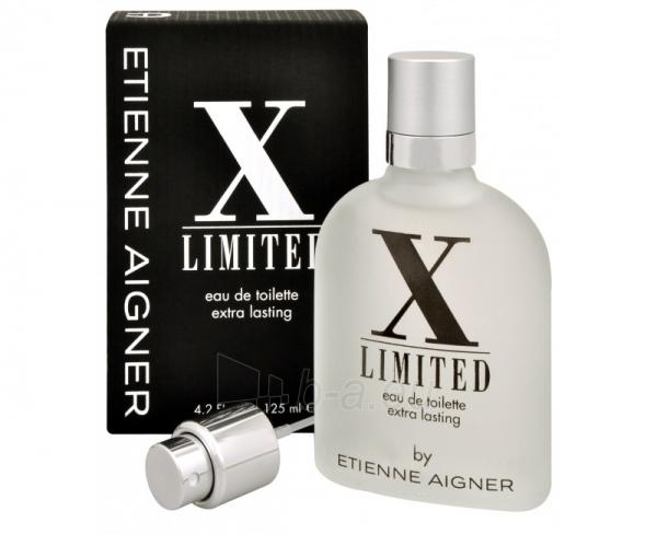 Tualetes ūdens Aigner X - Limited EDT 125ml Paveikslėlis 1 iš 1 250811004667