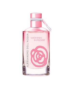 Alessandro Dell Acqua Woman in Rose EDT 50ml Paveikslėlis 1 iš 1 250811002761