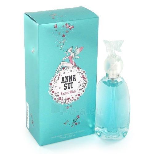 Anna Sui Secret Wish EDT 75ml (tester) Eau de Toilette Paveikslėlis 1 iš 1 250811008281