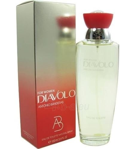 Tualetinis vanduo Antonio Banderas Diavolo EDT 50ml (Eau de Toilette) Paveikslėlis 1 iš 1 250811008325