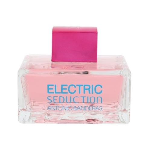 Antonio Banderas Electric Blue Seduction EDT 100ml Paveikslėlis 1 iš 1 250811010940