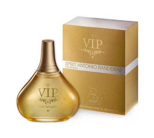 Antonio Banderas Spirit VIP EDT 100ml (Eau de Toilette) Paveikslėlis 1 iš 1 250811008328