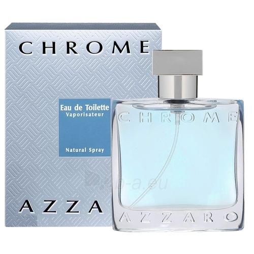 Azzaro Chrome EDT 30ml (tester) Paveikslėlis 1 iš 1 250812001276