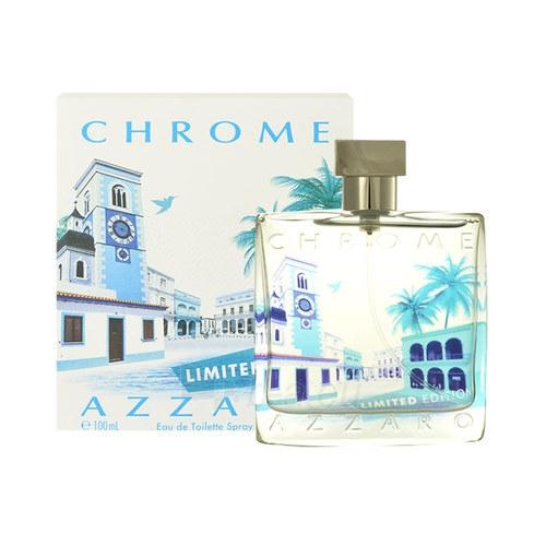 Tualetes ūdens Azzaro Chrome Limited Edition 2014 EDT 100ml Paveikslėlis 1 iš 1 310820003354