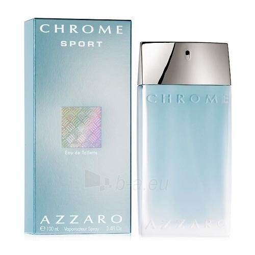 Tualetinis vanduo Azzaro Chrome Sport EDT 50ml (testeris) Paveikslėlis 1 iš 1 250812004294