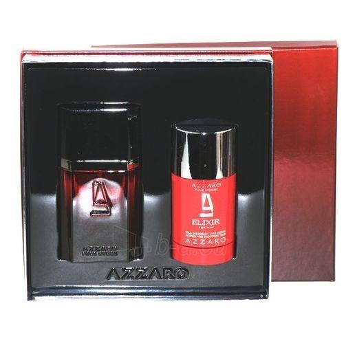 Azzaro Pour Homme Elixir EDT 50ml (set) Paveikslėlis 1 iš 1 250812001323