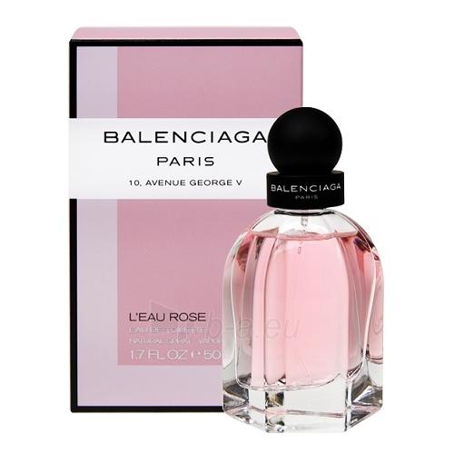 Tualetinis vanduo Balenciaga Balenciaga L'Eau Rose EDT 50ml Paveikslėlis 1 iš 1 250811010822