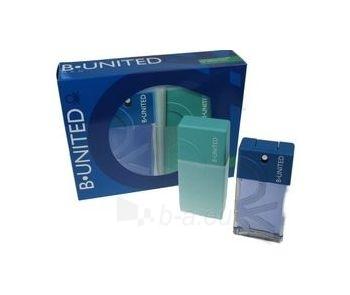 Benetton B-United EDT 100ml (set 1) Paveikslėlis 1 iš 1 250812001688