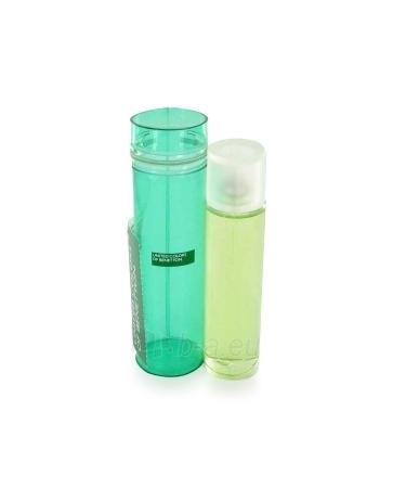 Tualetinis vanduo Benetton Be Clean Energy EDT 100ml (tester) Paveikslėlis 1 iš 1 250811008379