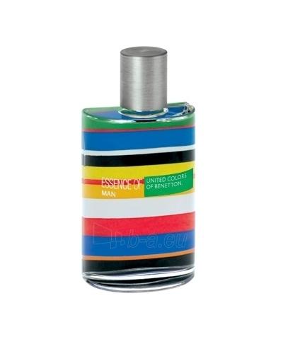 Tualetes ūdens Benetton Essence of Benetton EDT 50ml Paveikslėlis 1 iš 1 250812001365