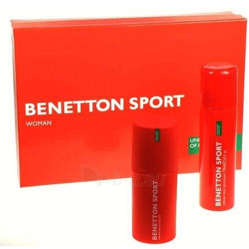 Benetton Sport EDT 100ml (Set) Paveikslėlis 1 iš 1 250811008484