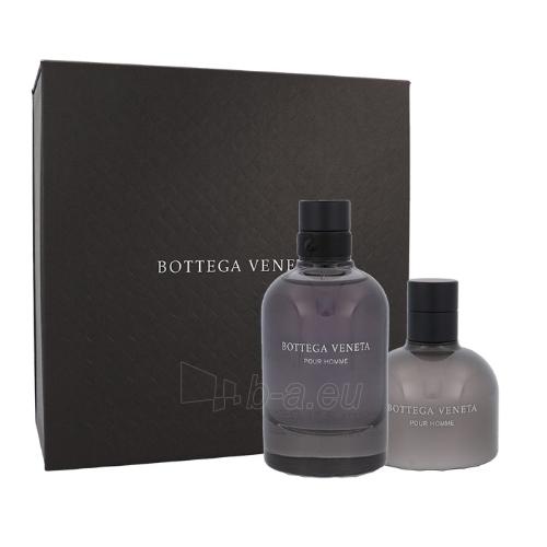 Tualetinis vanduo Bottega Veneta Bottega Veneta Pour Homme EDT 90ml (Rinkinys) Paveikslėlis 1 iš 1 250812005189
