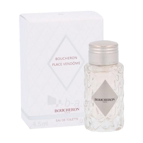 Perfumed water Boucheron Place Vendome EDT 4,5ml Paveikslėlis 1 iš 1 310820061340