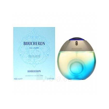Boucheron Pour Femme Eau Legere 2007 EDT 100ml (Eau de Toilette) Paveikslėlis 1 iš 1 250811008524