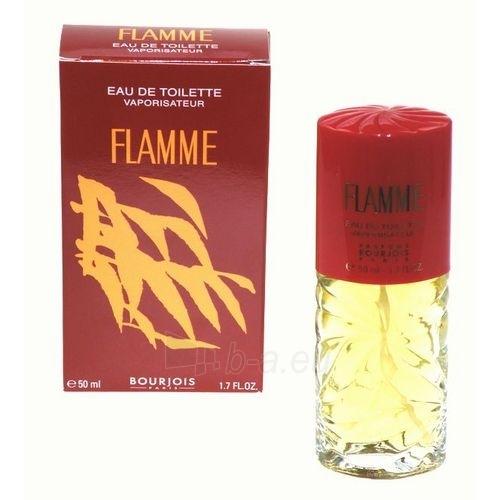 BOURJOIS Paris Flamme EDT 50ml (Eau de Toilette) Paveikslėlis 1 iš 1 250811008538