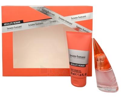 Perfumed water Bruno Banani Absolute Woman EDT 20 ml (Set) Paveikslėlis 1 iš 1 250811014818