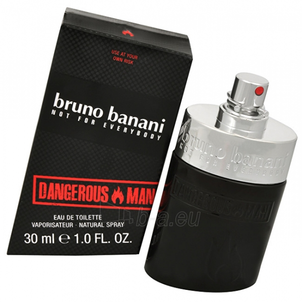 DANGEROUS MAN perfume EDT price online