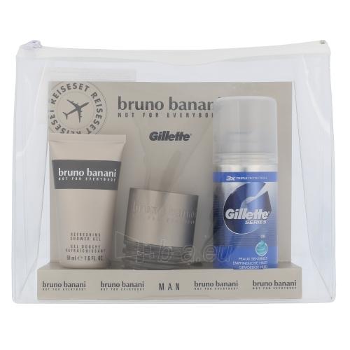 eau de toilette Bruno Banani Man EDT 30ml (Rinkinys 3) Paveikslėlis 1 iš 1 310820039576