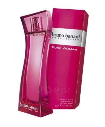 Bruno Banani Pure Woman EDT 60ml Paveikslėlis 1 iš 1 250811010827