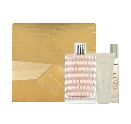 Perfumed water Burberry Brit Rhythm EDT 90ml (Set 5) Paveikslėlis 1 iš 1 310820015239